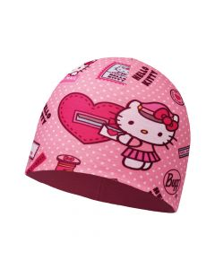 Buff Hello Kitty Microfibre Polar Junior Ski Hat, Mailing Rose - save 40%