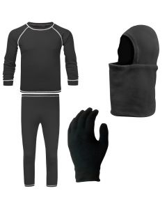 Kids Essential Base Layer Set - save 50% 11-12 yrs only