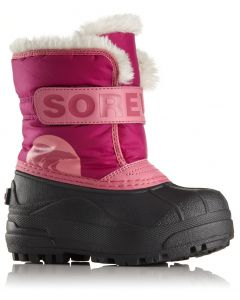 Snow Commander Boots, Pink Toddler size 3 only - save 50%