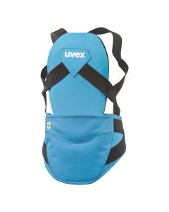 UVEX Junior Pure Back Protector, Blue - save 25%