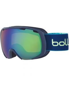 Bolle Royal Ski Goggles, Matte Blue & Yellow, 8 - 14 years