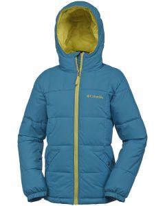 Columbia Gyroslope Boys Ski Jacket, Deep Marine - save 50%