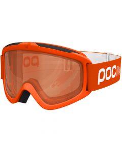 POCito Iris Ski Goggles - Zink Orange - Save 25%