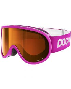 POCito Retina Ski Goggles - fluorescent pink - save 25%