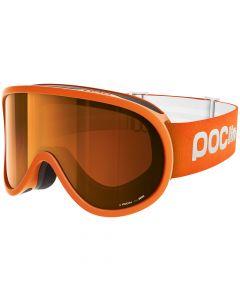 POCito Retina Ski Goggles - zinc orange - save 25%