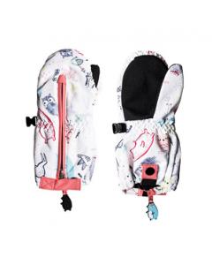 Roxy Snows Up Girls Ski and Snowboard Mittens