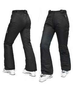 Trespass Lohan Youth Girls Ski Pants, Black