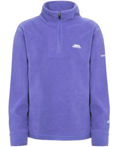 Trespass Louviers Microfleece, Purple Rain
