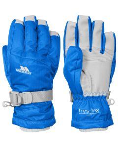 Trespass Simms Ski Gloves, Blue
