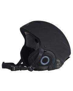 Trespass Skyhigh Adults Ski Helmet - black