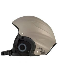 Trespass Skyhigh Adults Ski Helmet - titanium