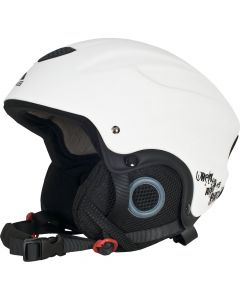 Trespass Skyhigh Adults Ski Helmet - white