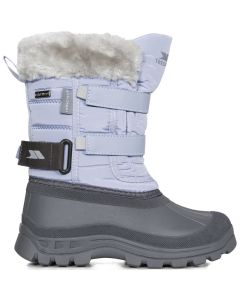 Trespass Stroma II Snow Boots, Powder Blue - save 25%
