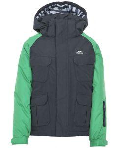 Trespass Wilmot Ski Jacket, Navy - save 70% 3-4 yrs only