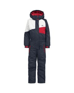 Trespass Wiper Ski Suit, Navy