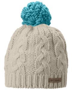 Columbia In-Bounds Beanie, Chalk - 52-56cm