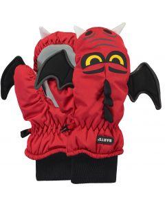Barts Toddler Skiing Mittens - dragon - save 25%
