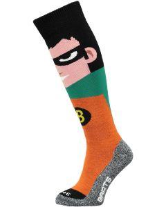 Barts Super Hero Kids Merino Ski Socks - Green