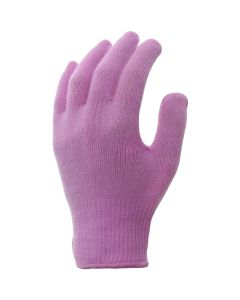 Manbi Junior Thermal Glove Liner - Pink - 12-16 years