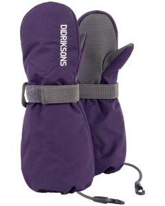 Didriksons Biggles Kids Mittens - Berry Purple Save 25%