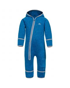 Trespass Amberjack Baby Suit - Blue Marl