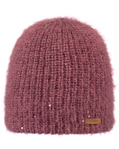 Barts Flash Beanie maroon 53-55cm (4 - 8 years)
