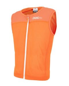 POCito VPD Spine Vest - Fluorescent Orange - save 50%