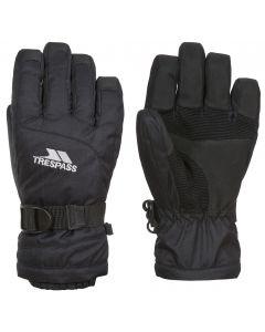 Trespass Simms Ski Gloves, Black