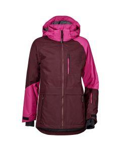 Didriksons Kaya Youth Girls Ski Jacket - save 70%