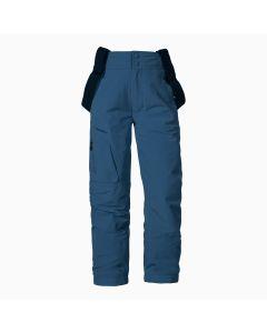 Schoffel Bolzano Unisex Ski Pants, Navy