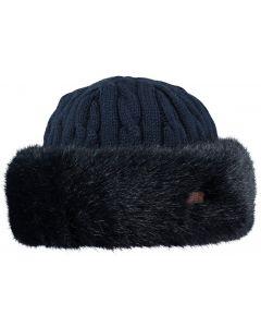 Barts Fur Cable Bandhat - Navy