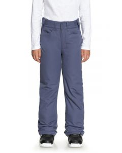 Roxy Backyard Ski Pants, Crown Blue - save 40%