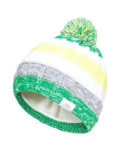 Trespass Solano Kids Hat, Kiwi - save 25%