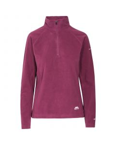 Trespass Youth/Ladies Shiner Microfleece, Blackberry