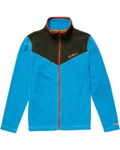 O'Neill Perform Boys Rails Full Zip Fleece, Forest Night - save 40%