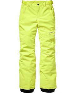 O'Neill Charm PG Ski Pants, Pyranine Yellow - save 40%