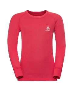 Odlo Active Thermal Top Kids, Hibiscus - 12-18 mths only save 40%