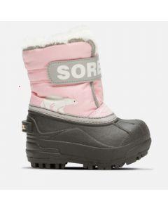 Sorel Snow Commander Kids Snow Boots - Cupid / Dove