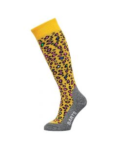 Barts Skisock Animal Print Kids yellow
