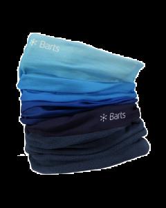 Barts Dip Dye Multicol Polar Neckwarmer, Blue