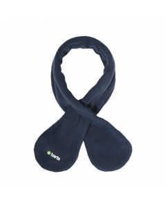 Barts Fleece Toddler Scarf, navy