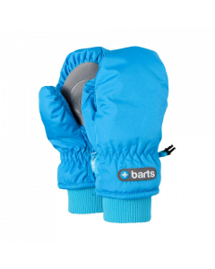 Barts Nylon Kids Ski Mittens - Blue - End of line sale save 25%