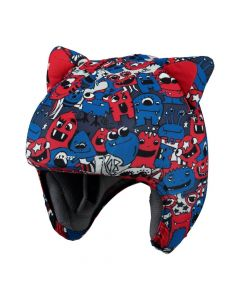 Barts Ski Helmet Cover - Monster