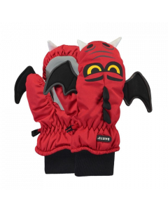 Barts Toddler Skiing Mittens - dragon - save 25%