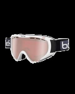 Bolle Explorer OTG Ski Goggles 8 - 14 yrs, Shiny White
