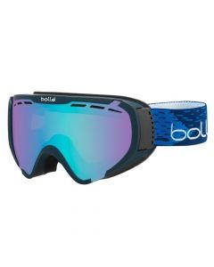 Bolle Explorer OTG Ski Goggles 8 - 14 yrs, Matte Blue