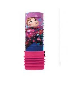 Junior Buff Polar - Frozen Anna Bright Pink