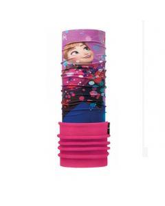 Junior Buff Polar - Frozen Anna Bright Pink