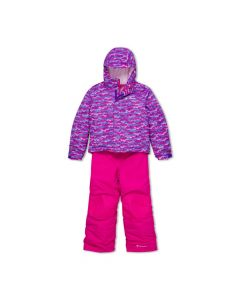 Columbia Kids Buga Set - Pink Clover - save 40%