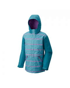 Columbia Slope Star Ski Jacket, Pacific Rim - save 50%